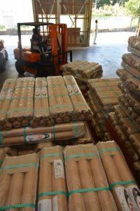 0730生産資材の一括納入 組合員へ安定供給(1)